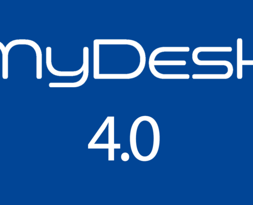 MyDesk version 4.0 is out now